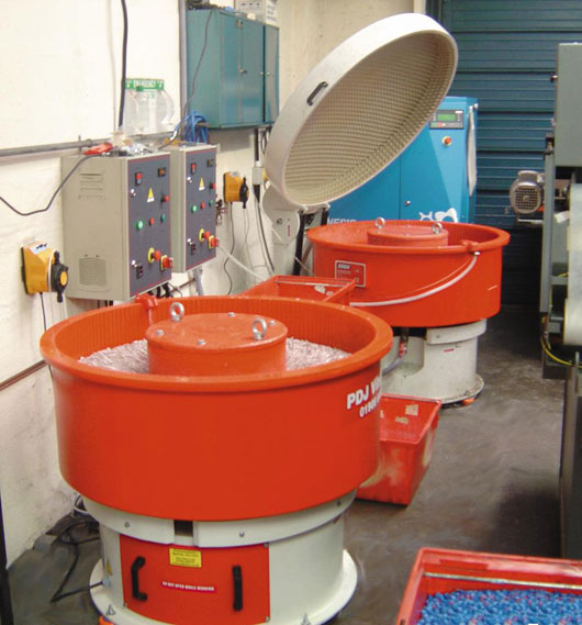 EVP250 Vibratory finishing