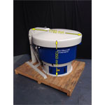 315 Litre Bowl With Half Rise Flap And Screen Separation