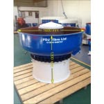 560 Litre circular vibratory bowl finisher
