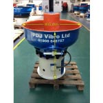 90 Litre Circular vibratory bowl finisher