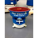80 Litre Circular vibratory bowl finisher
