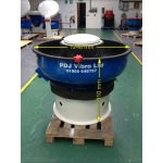 200 Litre Circular vibratory bowl finisher
