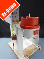 60l Centrifugal Disc Finisher